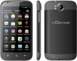 Планшет xDevice NOTE II (5.0 ) черный