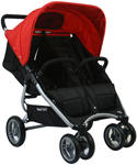 Капор Valco baby Vogue Hood Snap Duo Cherry 8999