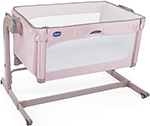 Детская кроватка Chicco Next2Me Magic (Candy Pink)