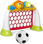 Футбол Chicco Dribbling Goal League с 2х лет, 00009838000000
